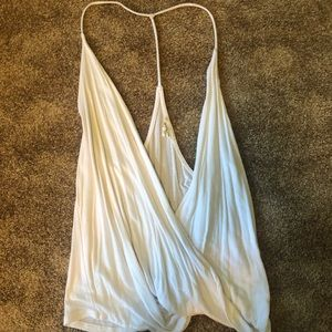 Urban Outfitters V-Neck Flowy top